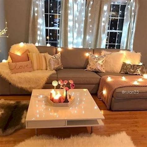 Cozy Living Room Ideas On A Budget cozy apartment decorating ideas on a budget 42 in 2019
