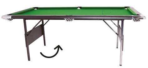 Hustler 7 foot Folding Pool Table | Liberty Games