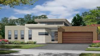 Story Home Designs by Modern Single Storey House Plans Modern Single Storey