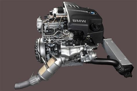 Bmw 3 Cylinder Twinpower Turbo Engines For Future Bmw Cars