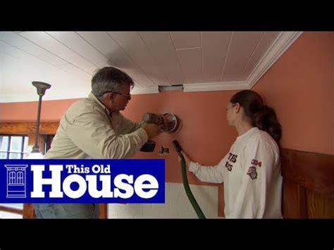 install  range vent hood   house youtube