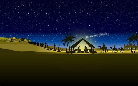 Animated Nativity Wallpaper - nativity wallpapers wallpaper cave