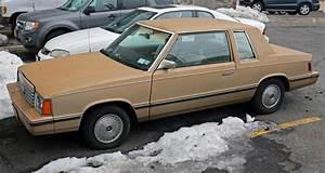 1984 Plymouth Reliant - Information And Photos