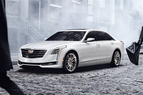 Cadillac's Worldchallenger Ct8 Flagship Sedan Has Been
