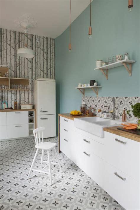 mur de cuisine 1001 idées pour décider quelle couleur pour les murs d