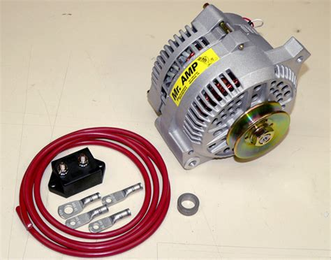 Simplify With Amp Alternator Fordmuscle