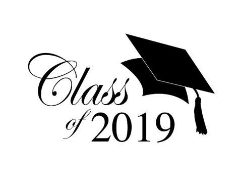 Class Of 2019 Graduation Clip Art 2| Free Geographics Clip Art