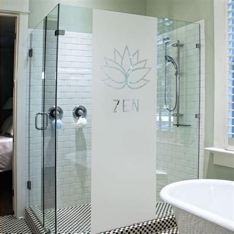d 233 corez votre salle de bain 224 la 232 re d un spa avec ce sticker occultant 224 l esprit zen
