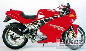 Ducati 900 Service Manual Repair Manual 1991