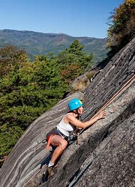 Mountain Rock Climbing North Carolina