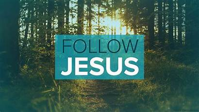 Jesus Christ Example Follow Way Need Lead