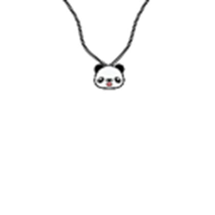 Roblox T Shirt Necklace