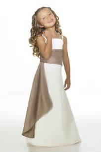 junior bridesmaids beautiful flower dresses wedwebtalks