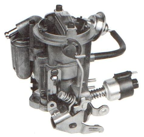 rochester carburetor monojet mv  chevrolet engine