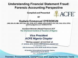 Understanding financial statement fraud forensic for Forensic audit of mortgage loan documents