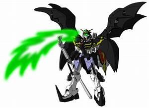 SG-X01D2B Gundam Deathscythe Hell II (open) by unoservix ...