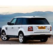 Land Rover Range Sport Rear 2009 2013  Car Pictures