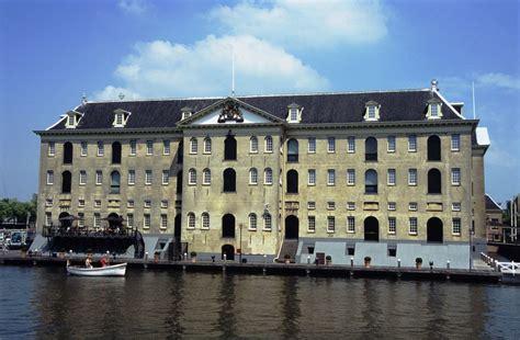 Scheepvaartmuseum Amsterdam Restaurant by Het Scheepvaartmuseum Toerisme Amsterdam Viamichelin