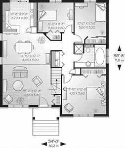Modern House Single Floor Plans Modern Single Story House ...