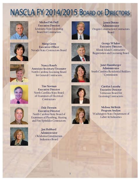 state board of plumbing examiners nascla newsletter october 2014 edition