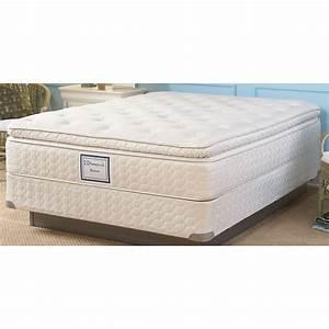 king pillow top mattresssan pedrou0027s double sided king With double sided pillow top mattress sealy