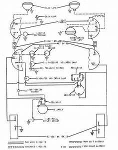 Wiring Manual Pdf  12 Volt John Deere Wiring Diagram