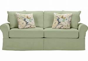 green sleeper sofa ethan allen sectional sofas plus With green sectional sleeper sofa