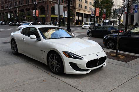 Used Maserati Chicago by 2017 Maserati Granturismo Sport Stock R493e For Sale