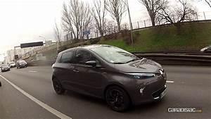Renault Zoe Autonomie : vid o 400 km d 39 autonomie en renault zo ze40 c 39 est donc possible ~ Medecine-chirurgie-esthetiques.com Avis de Voitures