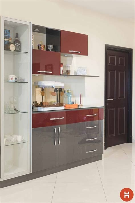 Furniture Kitchen Design by Pin By Amit Sinha On Dining In 2019 Crockery Cabinet