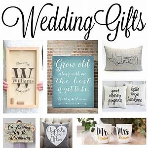 wedding gift ideas the country chic cottage With what are good wedding gifts