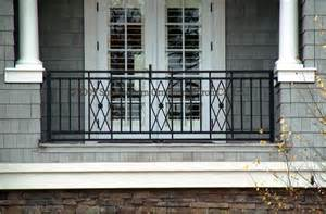 Aluminum Balcony Railing 2 Front Porch Ideas Style For Ranch Home