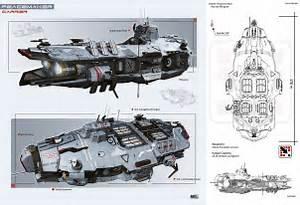 Peacemaker Carrier by KaranaK on DeviantArt