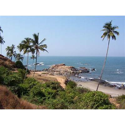 Arcangel's India 360: Anjuna Beach Goa