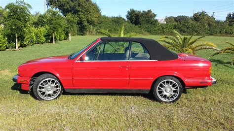 Bmw 325i Convertible For Sale by Bmw E30 325i Convertible 5 Speed Classic Bmw 3 Series