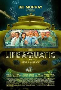 THE LIFE AQUATIC WITH STEVE ZISSOU   Movieguide   Movie ...