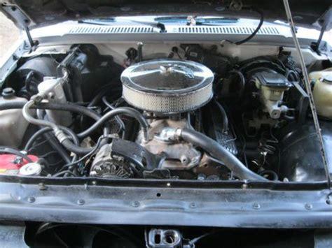buy  custom  chevy    iroc engine
