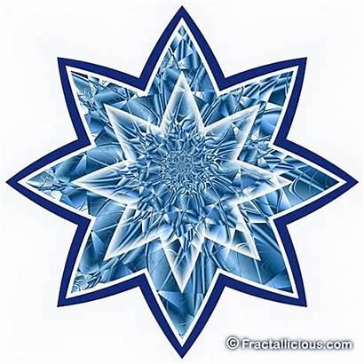 Fractals Clip Fractal Clipart Dtg Snowflake