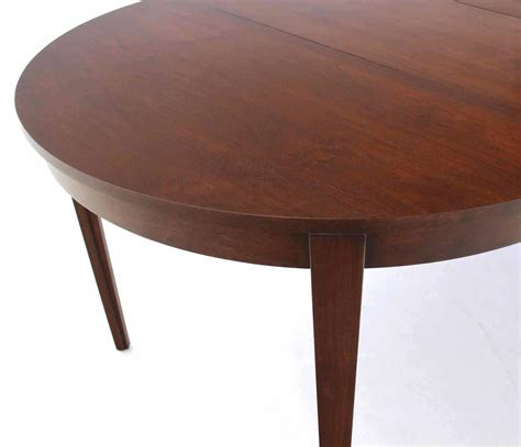 dining table with leaf extension dunbar dining table with four extension leaves for 9255