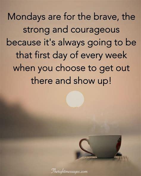 monday motivational quotes   messages