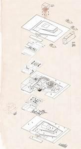 Mew Praewa Samachai Isometric Detail Of Oslo Opera House Isometric Explode Diagram Showing Users