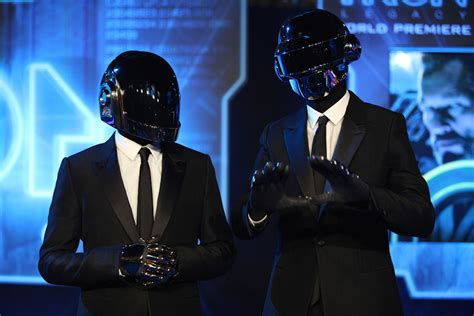 This is what Daft Punk look like without their helmets | Subtv