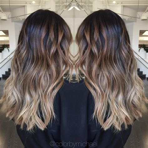 Michael Klomsue On Instagram Balayage Ombre On Level 1