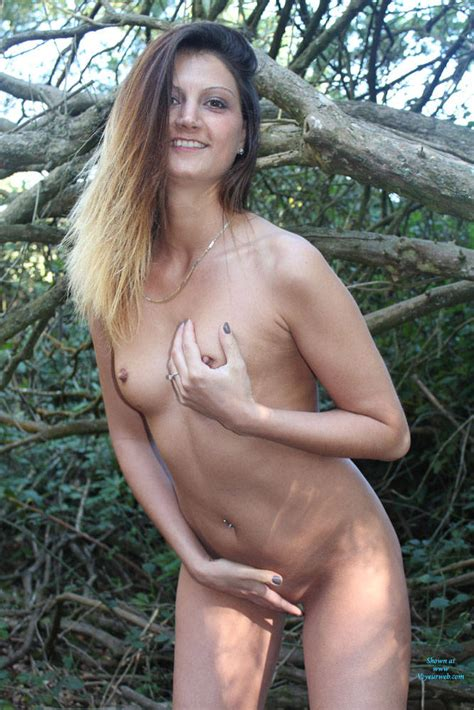 Touching Pussy In The Woods October Voyeur Web