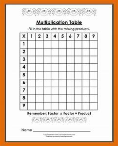 The 25 Best Multiplication Table Printable Ideas On