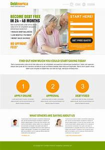 clean and converting landing page design templates to With lead capture page templates free