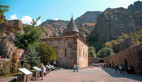Best Tourist Attractions In Armenia, For Which You Will