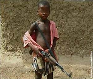 covertress: Child Soldiers