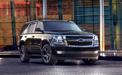 2020 Chevrolet Tahoe Redesign by 2020 Chevrolet Tahoe Premier Redesign Pictures Release