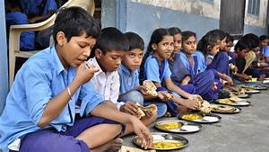 Children without Aadhaar will continue to get midday meals
